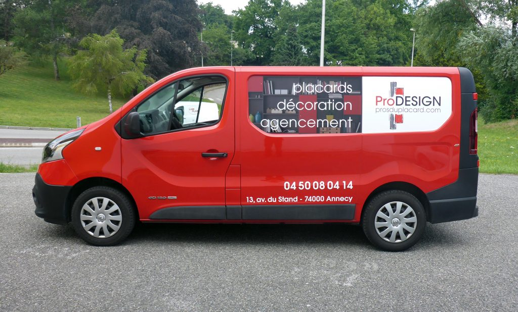 ProDESIGN transport meubles